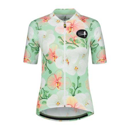 Bloom Jade Fietsshirt